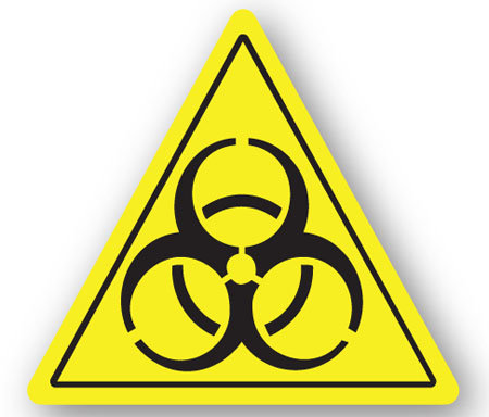 DuraStripe - Warning Signs / Biohazard