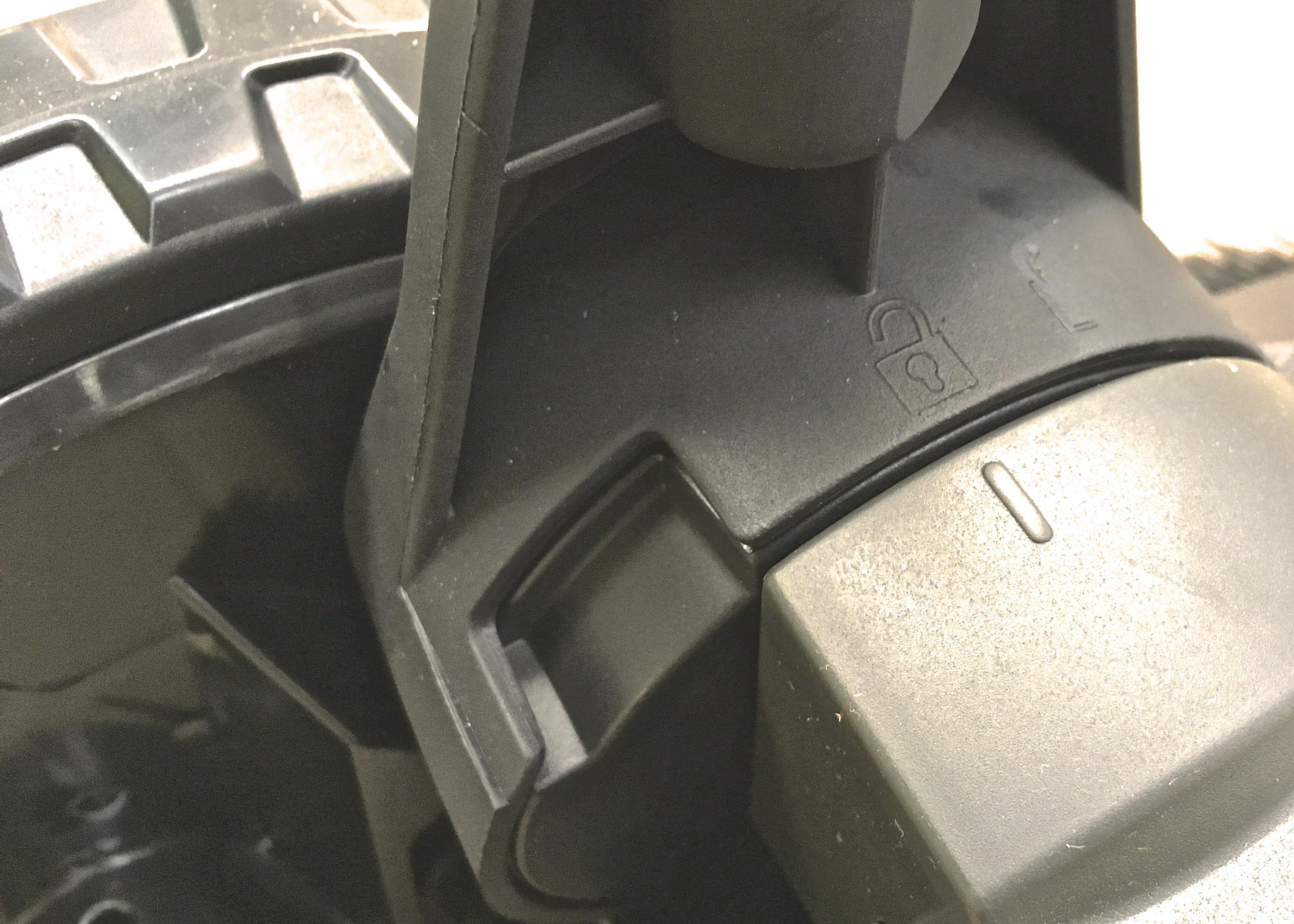 HAAGA 355 WASTE BIN LOCKING