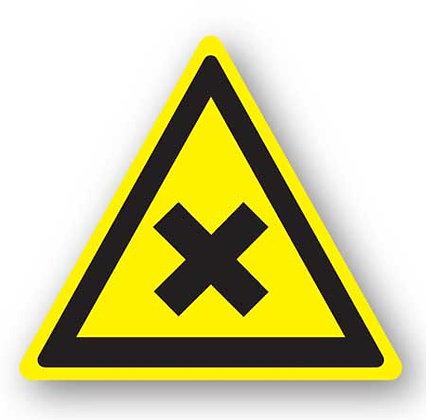 DuraStripe - Warning Signs / X