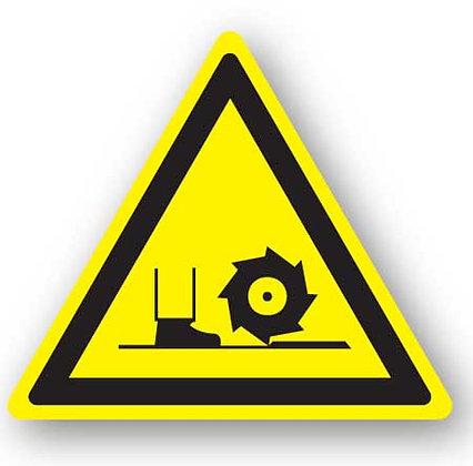 DuraStripe - Warning Signs / Foot Hazard