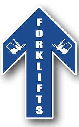 DuraStripe - Directional Signs / Forklifts
