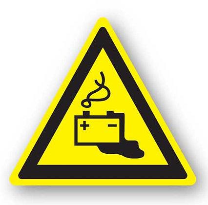 DuraStripe - Warning Signs / Oil Spill