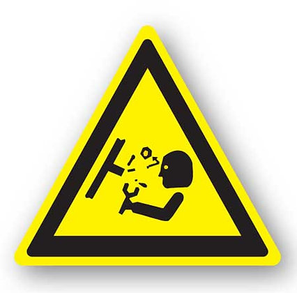 DuraStripe - Warning Signs / Sharpnel