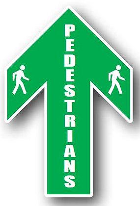DuraStripe - Directional Signs / Pedestrians