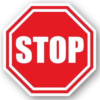 DuraStripe - Stop Signs / Stop