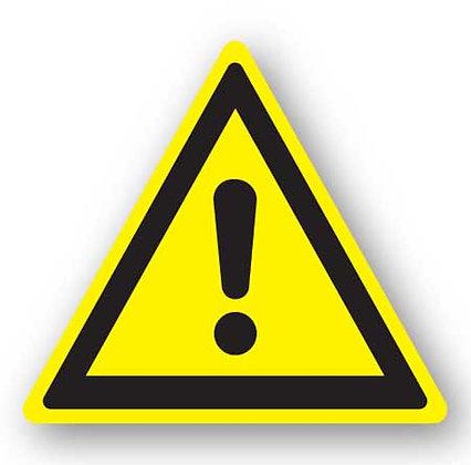 DuraStripe - Warning Signs / Danger
