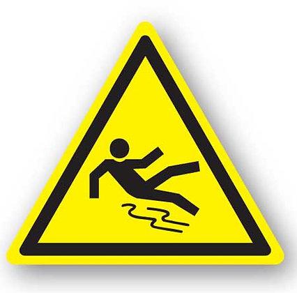 DuraStripe - Warning Signs / Slip Hazard