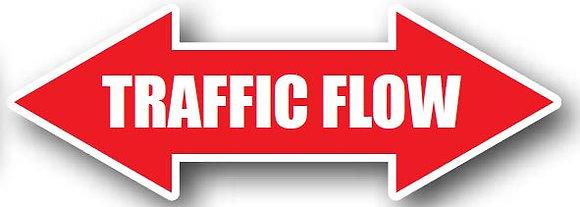DuraStripe - Directional Signs / Traffic Flow (Double Arrow)