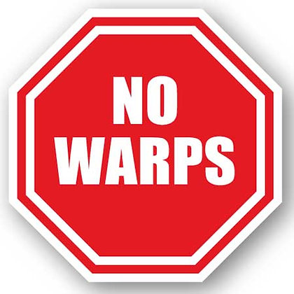 DuraStripe - Stop Signs / No Warps