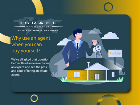 Why use an agent when you can buy yourself?