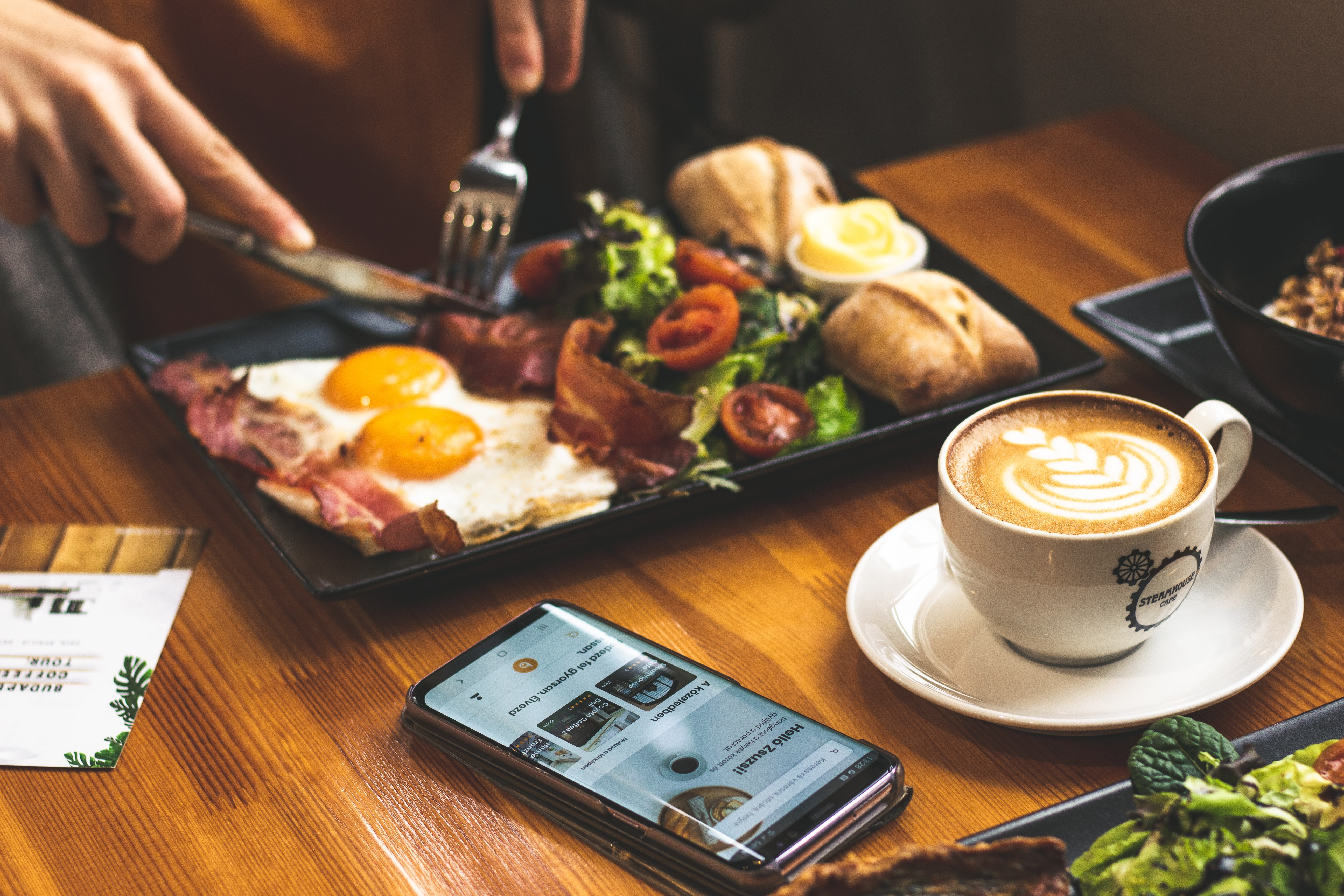 The Best London Food Apps