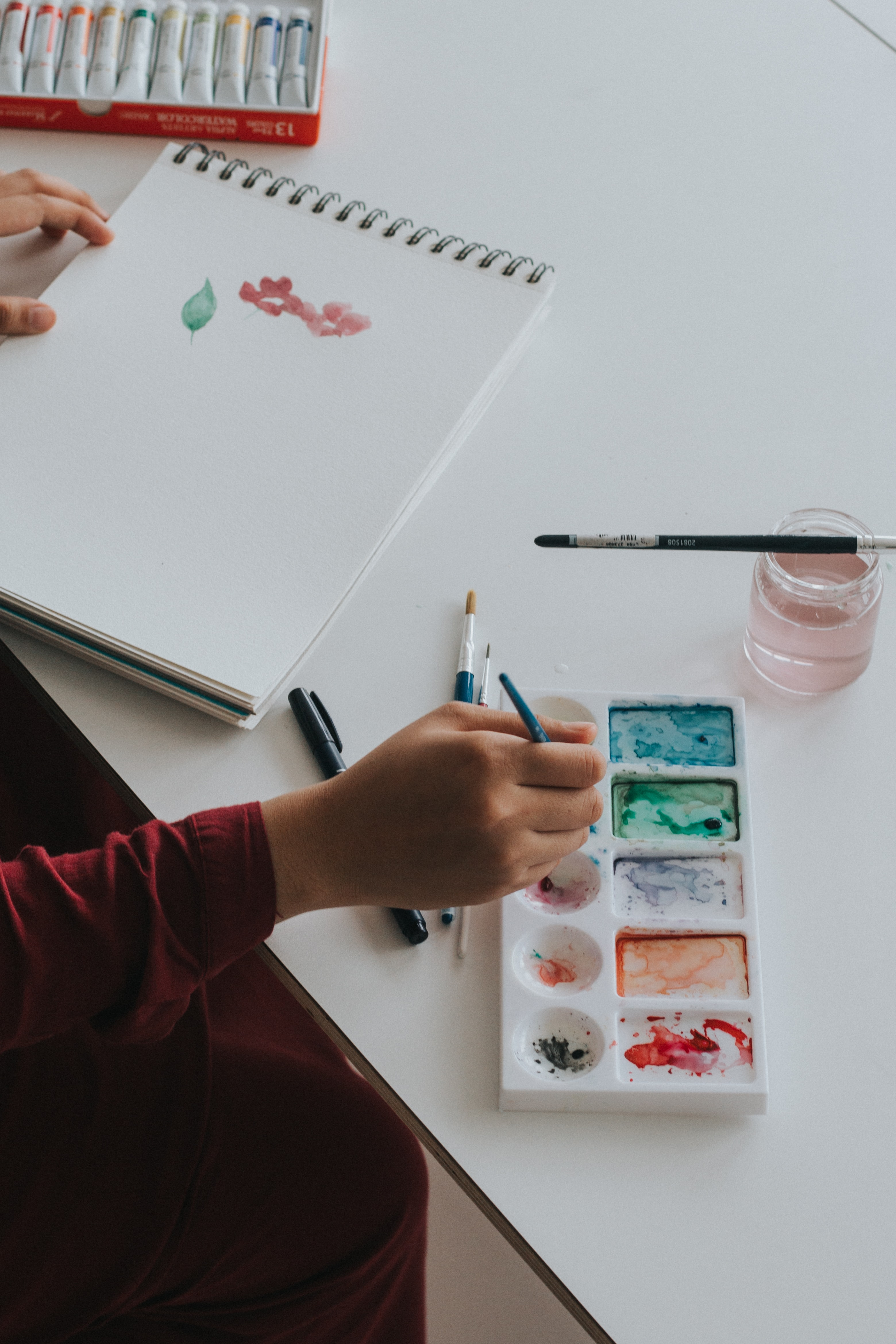 Painting for Beginners – A 7 Step Guide to Get You Started