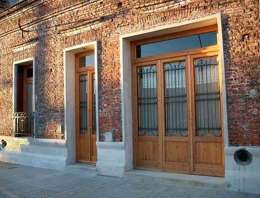 Conservación fachada