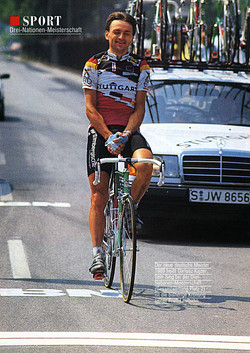 Deutscher Meister Profi Straße 1989