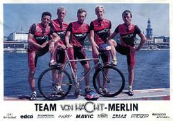 Team von Hacht-Merlin
