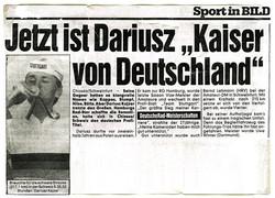 """Jetzt """"Kaiser von Deutschland"""""""