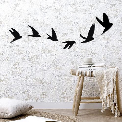 Sequência Pássaros