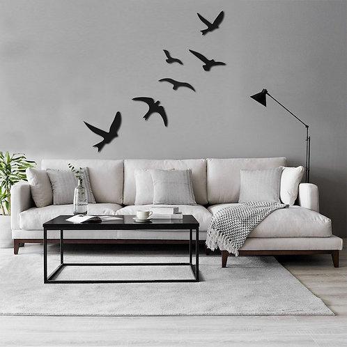 Conjunto Pássaros