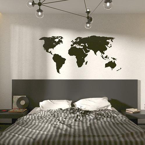 Mapa Mundi Shades
