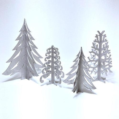 Conjunto de Árvores Variadas