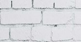 Pintar ladrillos falsos en la pared, un toque moderno para cualquier estancia