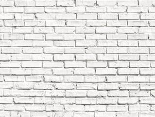 ¿Cómo puedes pintar una pared de ladrillos?