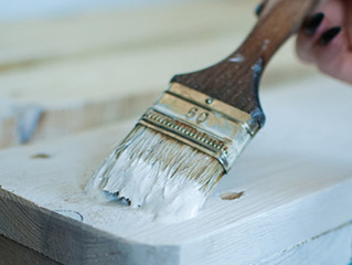 Atrévete a renovar muebles con pintura