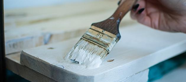 Renovar muebles con pintura
