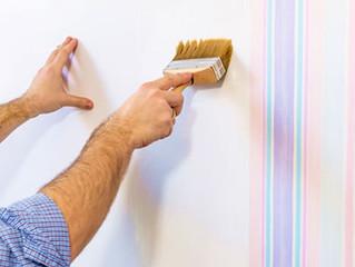 Decoración y tendencias otoñales en papel pintado