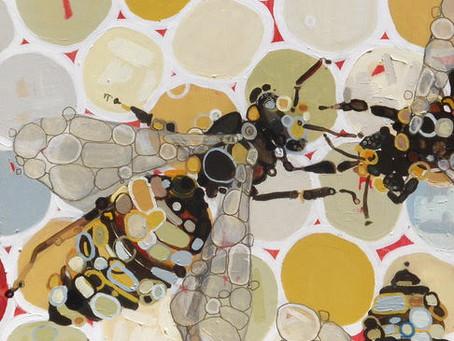 """Honeycomb"" by Frances Susanna Nevill"