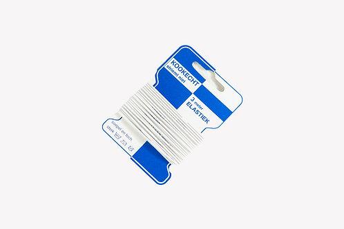 Hoeden elastiek 1mm