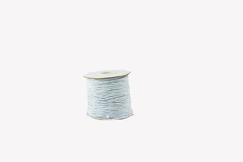 Hoeden elastiek 0,8 mm