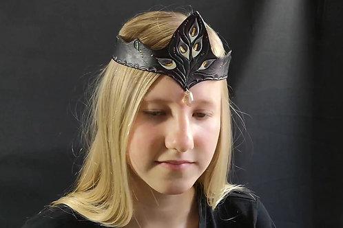 Zwartrode Unisex kroon