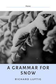 Review by James Bourey:  A Grammar for Snow by Richard Luftig
