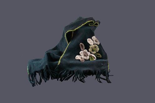Warme zachte sjaal