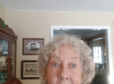 Interview with Karen Hurley-Heyman, a Recipient of a 2019 Fellowship Grant from the Delaware Divisio