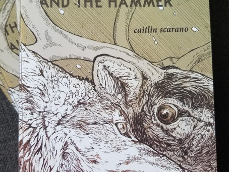 Caitlin Scarano's The Hatchet & the Hammer scorches