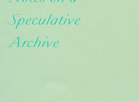 Review: Tinashe Mushakavanhu's Reincarnating Marechera: Notes on a Speculative Archive