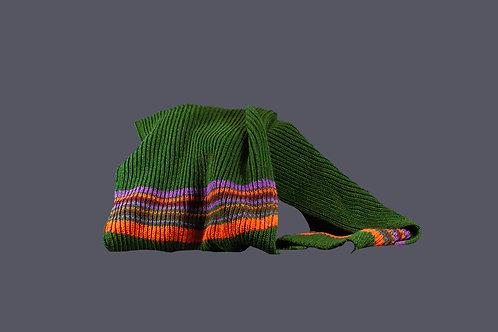 Mooie breede warme sjaal