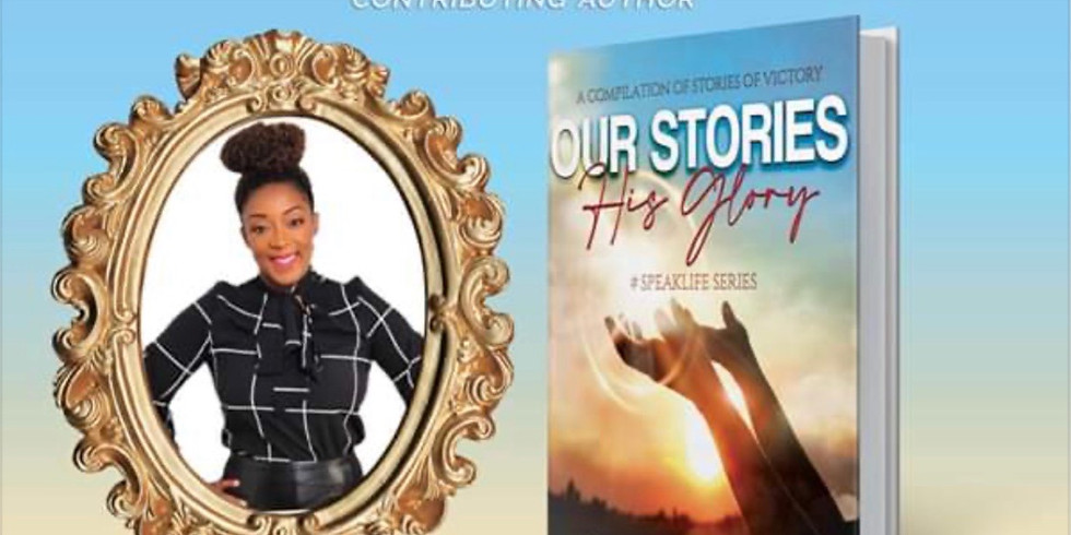 Our Stories His Glory Book Launch