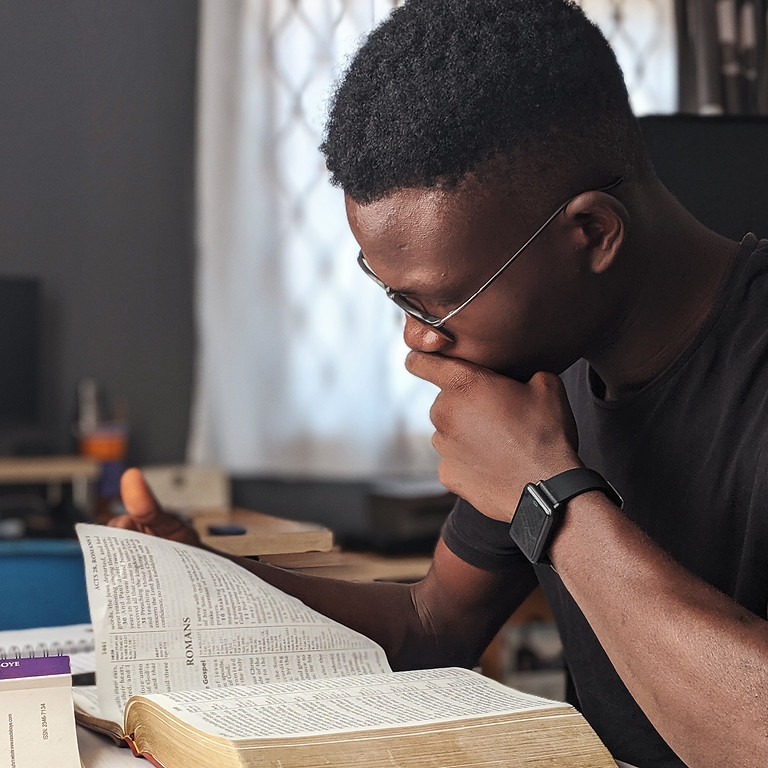 Men's Connect & Bible Memorization (Tuesday's at 1:00PM)