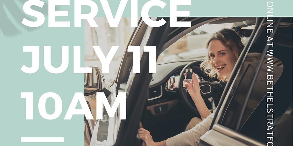 Drive-In Service