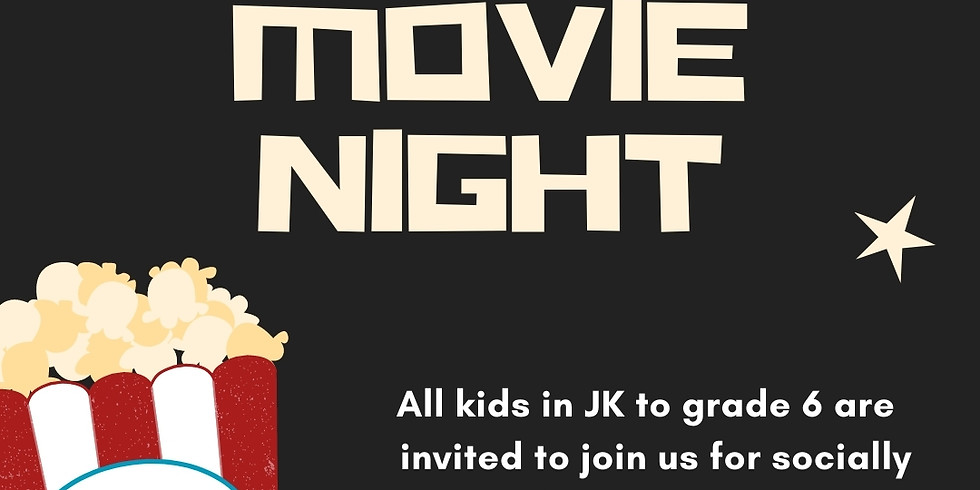 March Break Movie Night