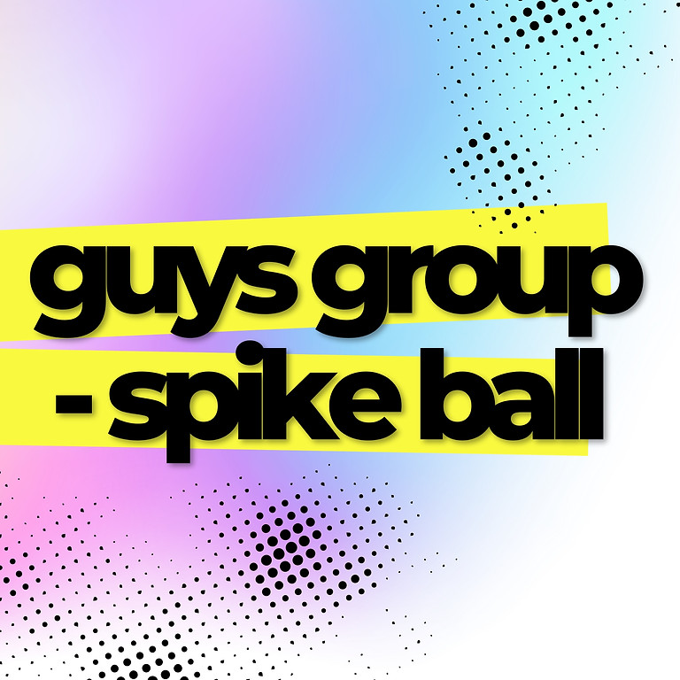 Student Connect Group (Spike Ball)
