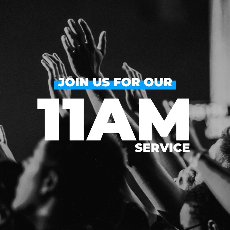 Sunday Service - August 8th (11AM)