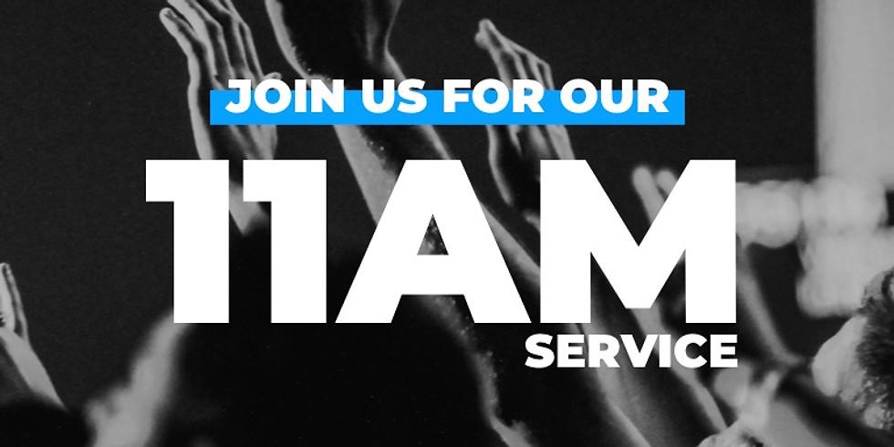 Sunday Service - July 18 (11AM)