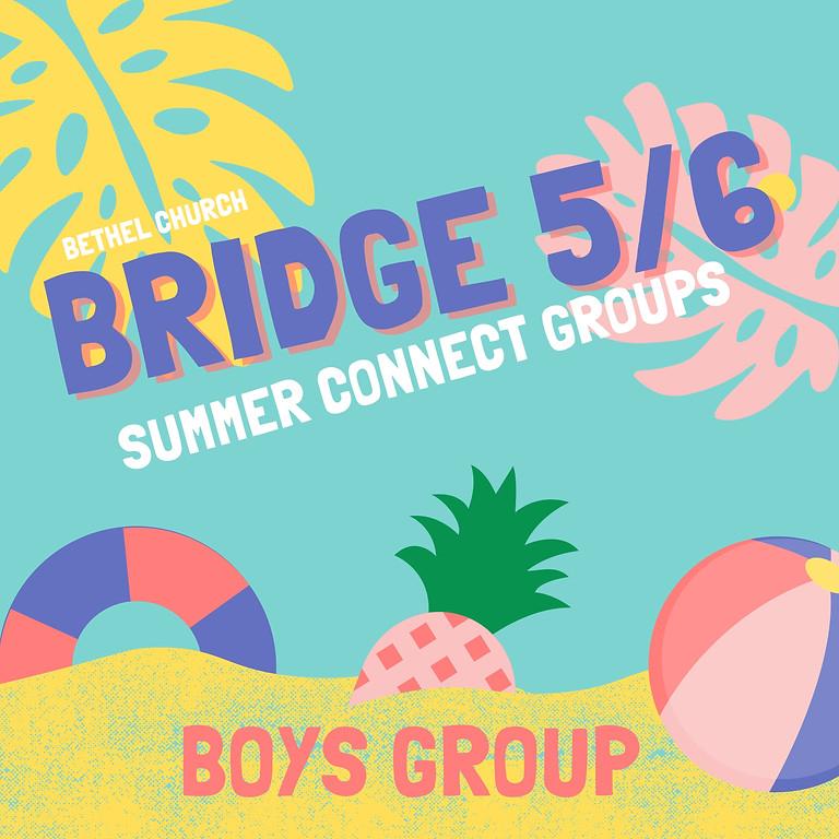 Bridge 5/6 Guys Connect Group