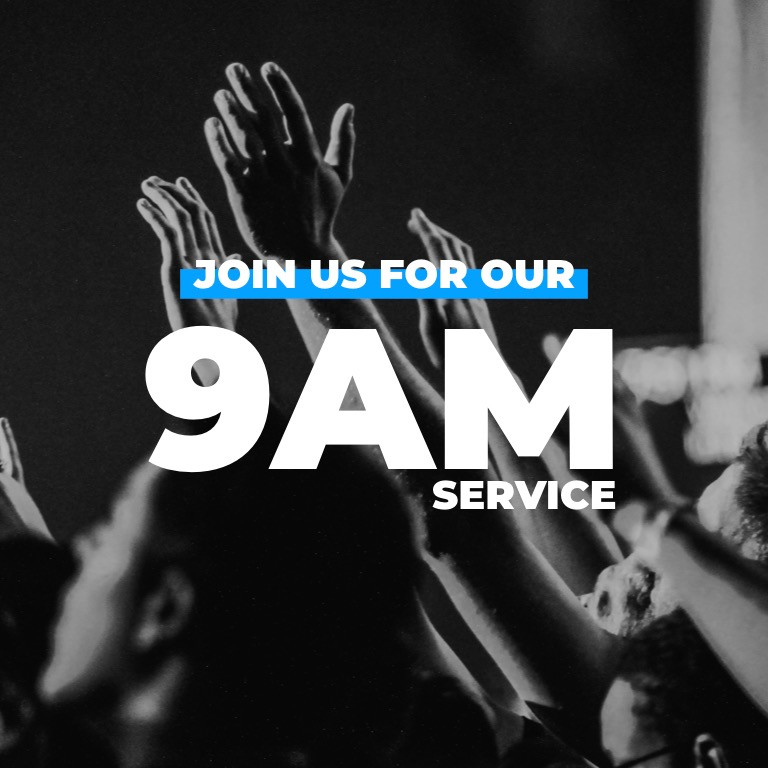 Sunday Service - August 8th (9AM)