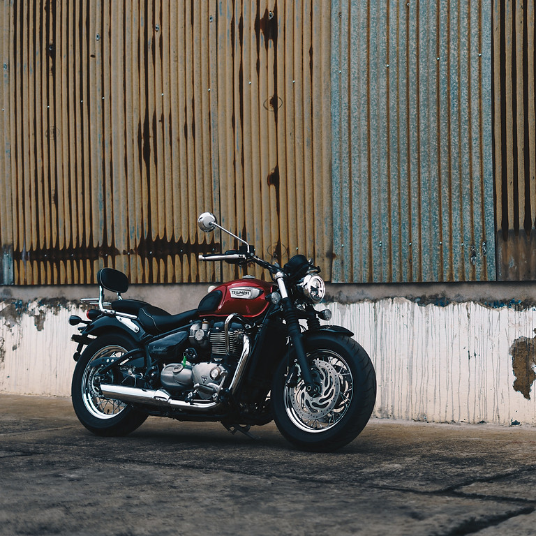 Men's Motorcycle Tour  (Starting July 10th & then every other Saturday at 9:00AM)