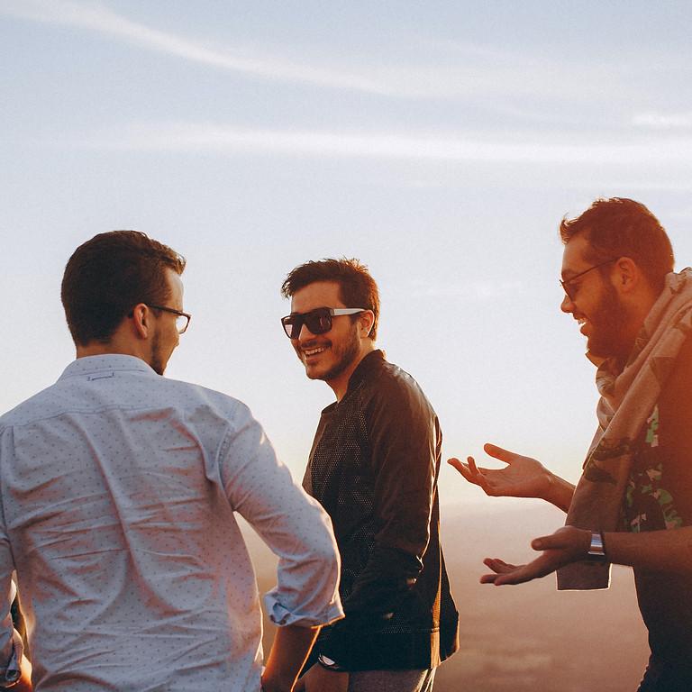 Men's Hangout (Tuesday at 6:30PM)